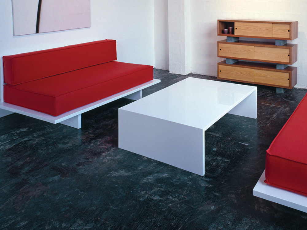 Lounges, Low Table and Terrace | Chapman & Bailey