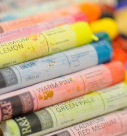 R&F Pigment Sticks 38mL