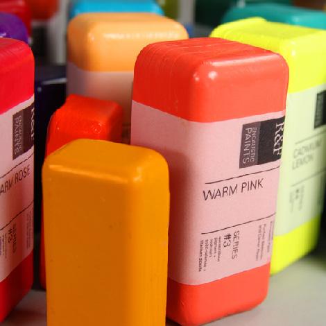 R&F Encaustic Paints | Chapman & Bailey