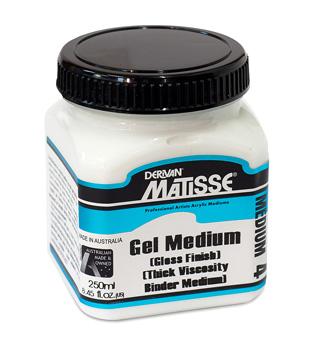 Matisse Gel Medium No  4 | MM4